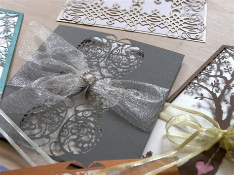 laser cut wedding invitations invitation with high tech wedding and bridal inspiration galleries