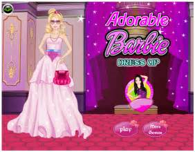 Adorable barbie dressup game by willbeyou on deviantart