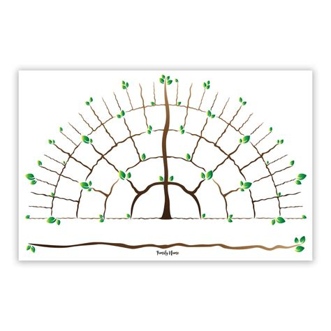 lds family tree printable branches genealogy chart in genealogy charts