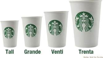 starbucks to launch a 31 oz big gulp of coffee the trenta