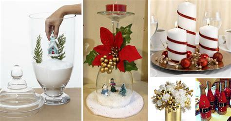 como decorar tu casa para navidad ideas 17 manualidades para decorar tu mesa de navidad aprende