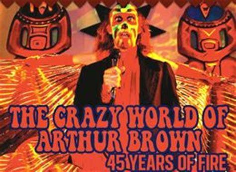 Sepatu Flames Endorgan Brown by world of arthur brown top psychedelic song no 12