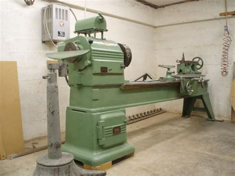 pattern makers wood lathe for sale oliver no 25 c patternmaker s lathe north saanich