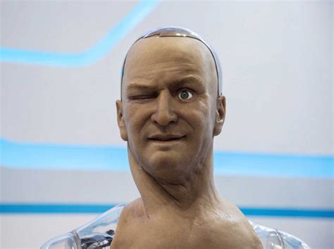 film robot humain 2015 this humanoid robot can recognize and interact with people
