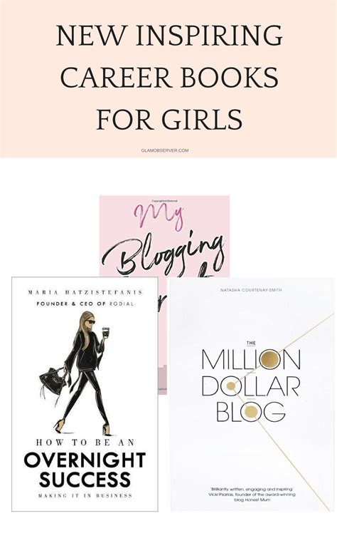 new inspiring career books for glam observer