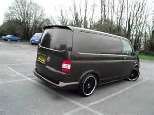 vw transporter t5 1 9tdi www totallyt4 co uk chocalate