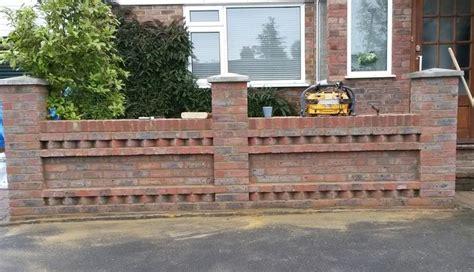 brick wall cap search walls and fences