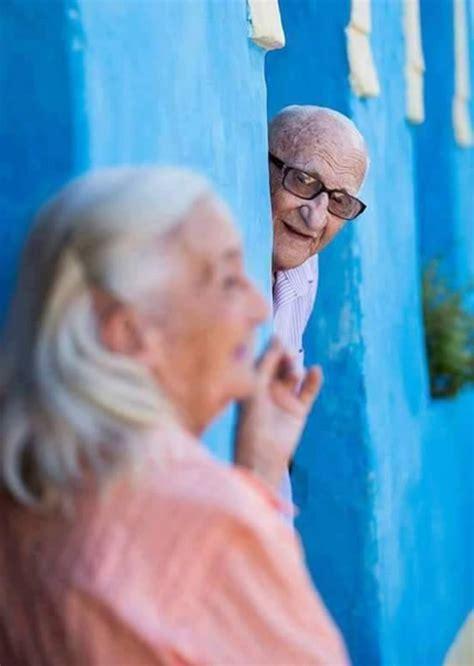 imagenes romanticas viejitos las rom 225 nticas fotos de una pareja de ancianos para