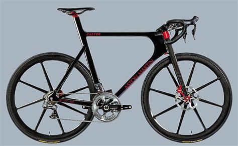 aston martin bike one 77 cycle if bond rode a bicycle an aston