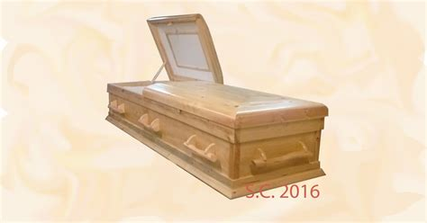 Handmade Caskets - affordable handmade pine caskets