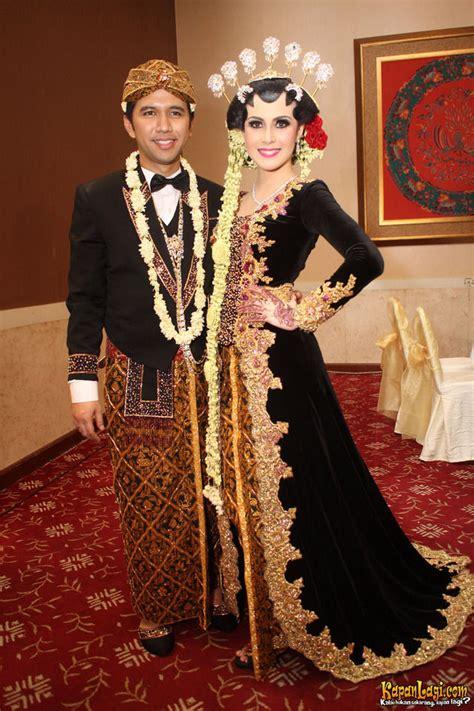 Baju Adat Jawa Timur Cowok ini dia seputar busana pengantin jawa modern gebeet