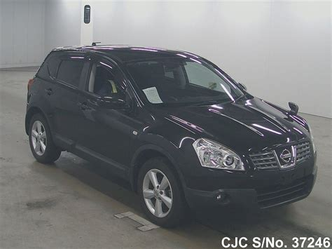 nissan dualis 2008 black 2008 nissan dualis black for sale stock no 37246