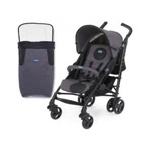 poussette liteway top chicco anthracite babydrive