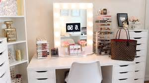 Tween Bedroom Decor My Beauty Room Tour 2016 Diana Saldana Youtube