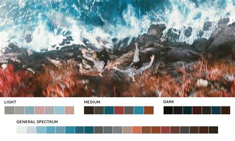 Blue Orange Color Scheme movie magic 4 ways to use film color palettes to