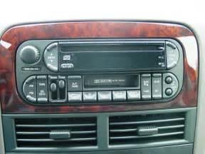 2004 Jeep Grand Radio 1999 2004 Jeep Grand Car Audio Profile