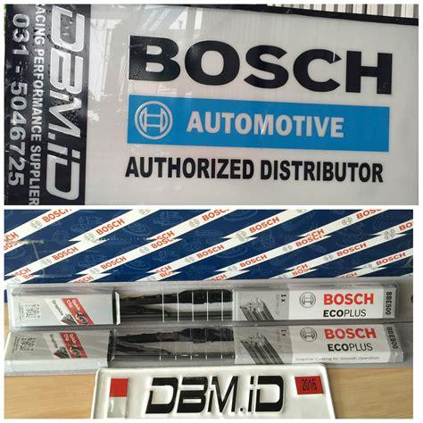 Wiper Bosch Hella Denso Ecoplus 18 05 21 16 unik motor