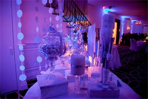 winter decorations sweet 16 decorations for sweet 16 home design ideas
