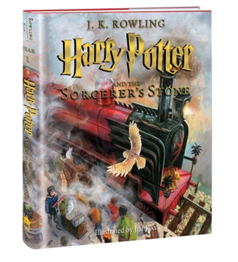 libro harry potter illustrated box preview new images from harry potter and the sorcerer s stone illustrated edition nerdist