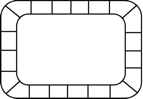 Game Board Template Download D96fc67b0c50 Proshredelite Board Template Free
