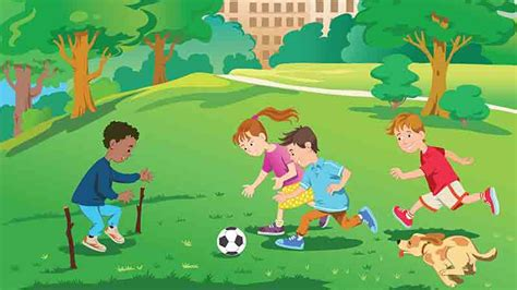 Jouer Dans Le Jardin by Nestor Et Le Non D 233 Part En Vacances Conte Pour Enfant