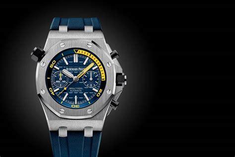 Audemars Piquet Ap00 Royal Oak Offshore Diver Chronograph Rubber sihh 2016 audemars piguet royal oak offshore diver chronograph 26703st specs price
