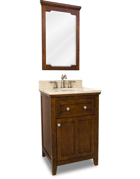 jeffrey chatham shaker vanity chocolate 24w
