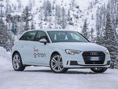 Audi A3 G Tron by Audi A3 Sportback G Tron La Cugina Chic Della Golf A