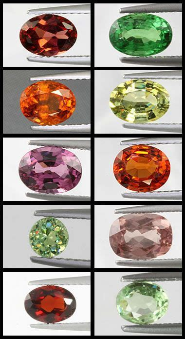 garnet colors garnet a mineral a gem an abrasive a filter and more