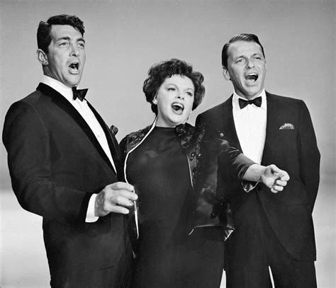 father ed judy house file dean martin judy garland and frank sinatra in 1962