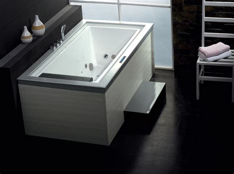 ariel platinum am146jdtsz negative edge whirlpool tub