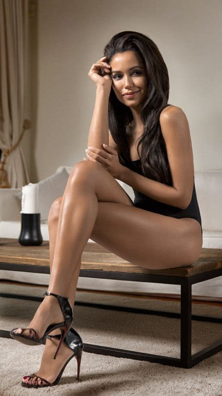 legs in high heels haired with amazing gorgeous legs stevie