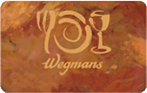Wegmans Gift Cards - check your wegmans gift card balance saveya