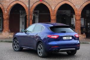 Maserati 4x4 Maserati S New 4x4 The Maserati Levante Monthlymale