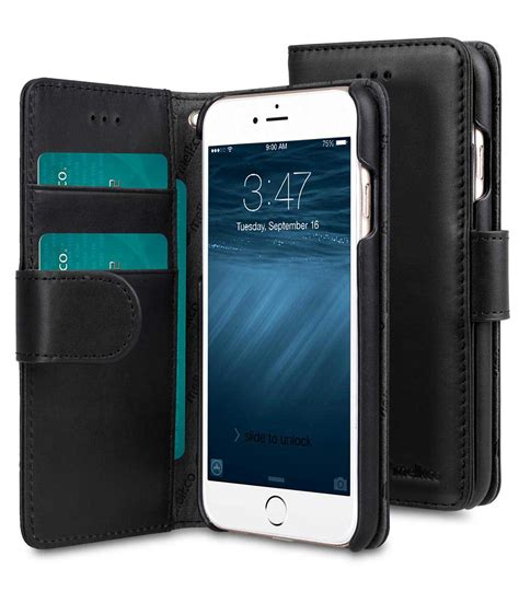 melkco premium genuine leather for apple iphone 6s plus 6 plus 5 5 quot wallet book type