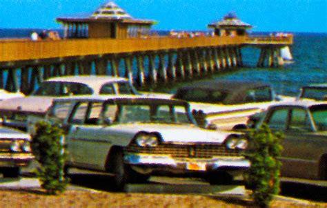 charter boat fishing deerfield beach fl pompano beach fishing pier at pompano beach florida 1958
