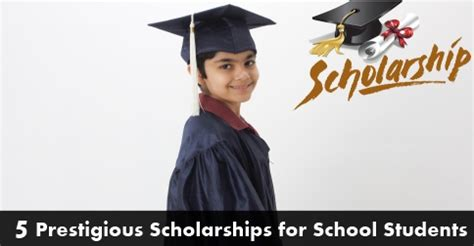 Scholarships For Indian Mba Students In Usa by Scholarships For Indian School Students 2016