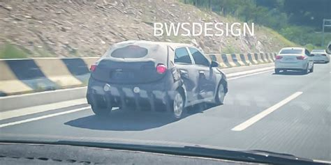 Hyundai Elite I20 2020 by 2020 Hyundai Elite I20 Spied On Test To Likely Get Big