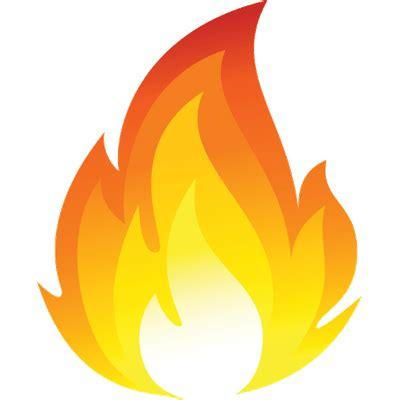 discord free fire cartoon fire flames emoji png transparent