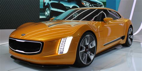 New Kia Sports Car Kia Reinvented The Dashboard For Its New Concept Sports