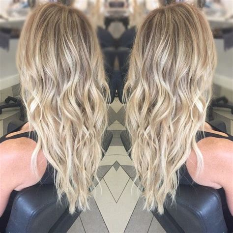 Sombre Natural Hairstyles | perfect combo blonde sombre natural beaded row hair