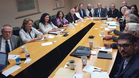 gabinete obrador amlo sostiene primera reuni 243 n con su eventual gabinete