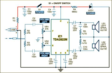Power Lifier Usb 3 pin 12v dc power supply schematic get free image about
