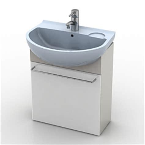 Kitchen Wash Basin Models 3d Sanitary Ware Wash Basin Ifo Cera 2322 0094 N150112
