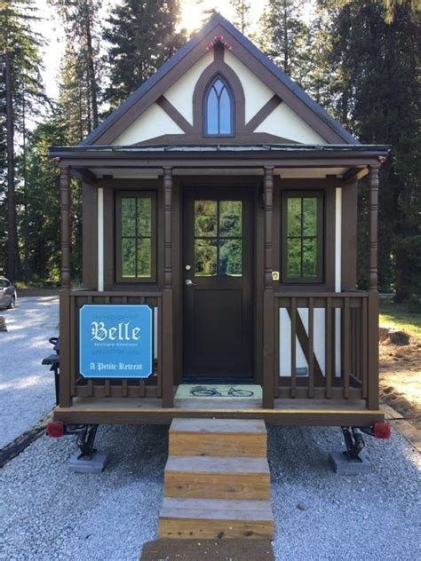 tiny house village the belle at leavenworth tiny house village