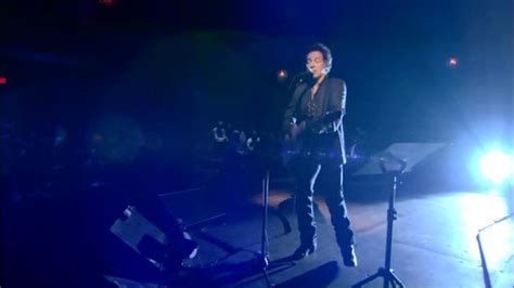 Springsteen Blinded By The Light by Bruce Springsteen Lyrics Blinded By The Light Live 04