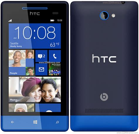 HTC Windows Phone 8S pictures, official photos