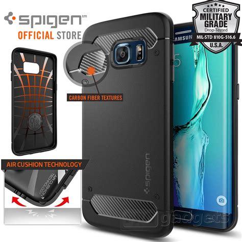 Spigen Softcase Samsung Note 4 sgp11439 genuine spigen capsule ultra rugged resilient