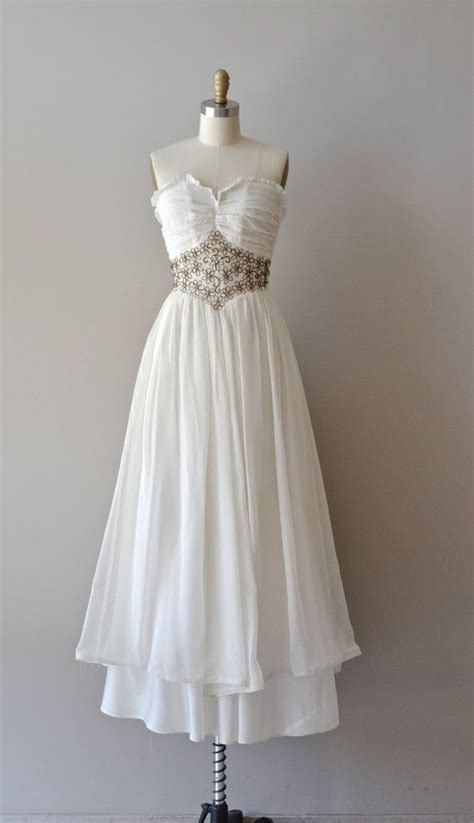 Brautkleider 40er by 40s Wedding Dress Vintage 1940s Wedding Dress