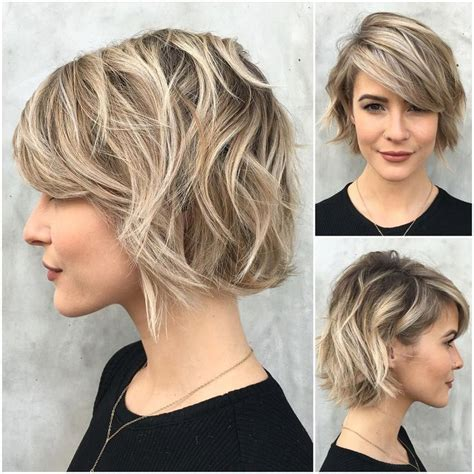 cute haircuts when growing out bob 25 trending growing out short hair ideas on pinterest